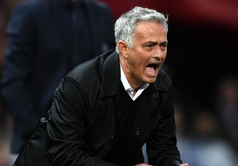 مورینیو خطاب به رسانه ها: احترام بگذارید! من تنها مربی ای هستم که 3 قهرمانی در لیگ برتر دارم