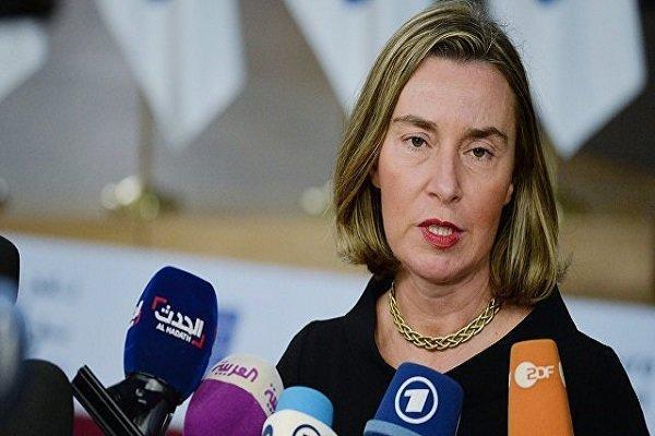 موگرینی: اتحادیه اروپا و سازمان ملل از برجام دفاع خواهند کرد