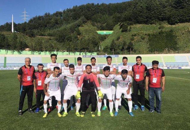 تیم فوتبال دانشجویان ایران فردا عازم چین می گردد