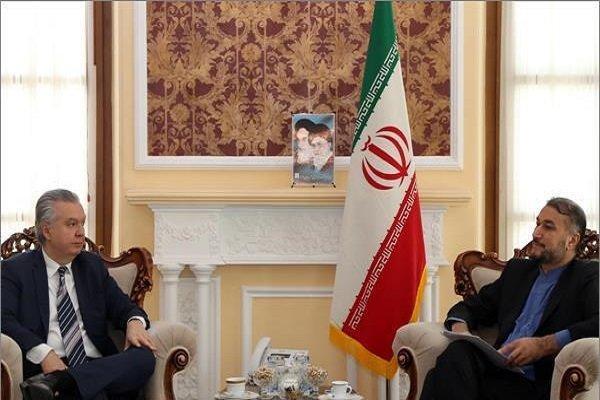 امیرعبداللهیان در دیدار سفیر برزیل: آمریکا نمی تواند تحریم ها علیه ایران را حفظ کند