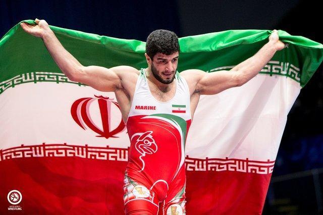 کامران قاسم پور: باحسن یزدانی رفاقت دارم نه رقابت، می خواهم در 86 کیلو مدال بگیرم