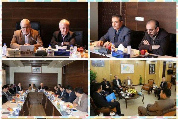 نشست شورای معاونین مرکز حراست وزارت کشور در دماوند برگزار گردید