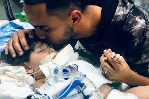 کودک 2 سالۀ یمنی پس از آخرین دیدار با مادرش در آمریکا جان باخت