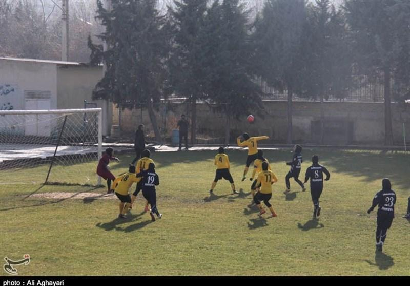 لیگ برتر فوتبال بانوان، بم 3 امتیاز در انزلی صید کرد