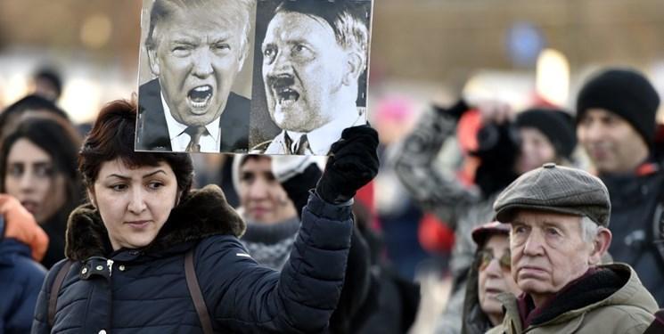 آلمانی ها هم به آمریکا بی اعتمادتر شده اند