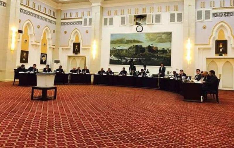 اعضای جدید کمیسیون های انتخاباتی افغانستان معرفی شدند