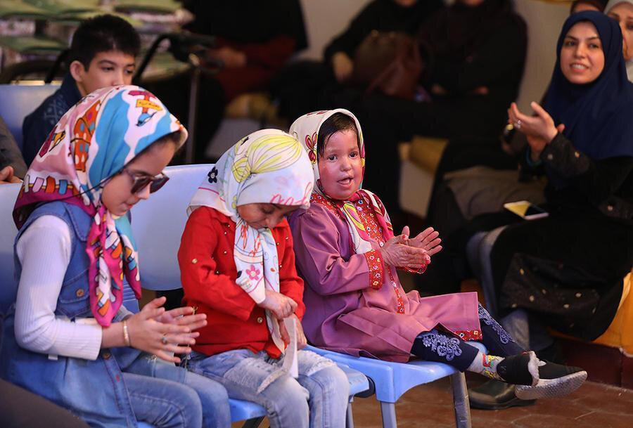 جشن عیددیدنی 3 هزار توان یاب پایتخت در منطقه 10