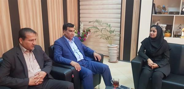 تاکید مدیر کل میراث فرهنگی هرمزگان بر فعال نمودن شرکت های تعاونی صنایع دستی در شهرستانها