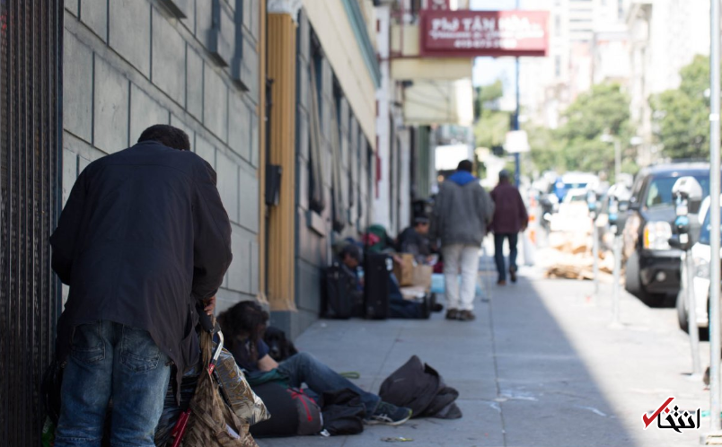 رشد 17 درصدی جمعیت بی خانمان های سایلیکون ولی ، پارادوکس عجیب تکنولوژی و بی پولی