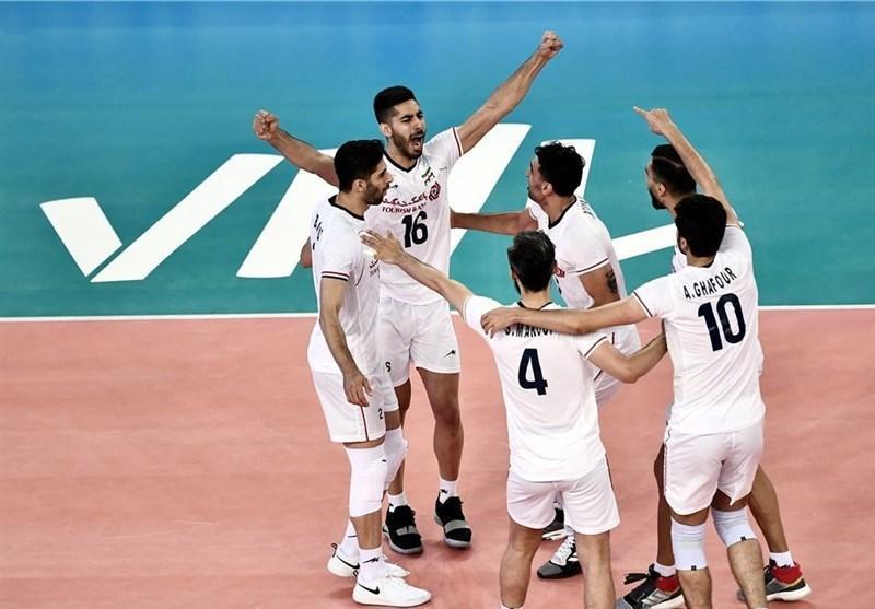 لیگ ملت های والیبال، پیروزی ارزشمند ایران مقابل ایتالیا در گام نخست