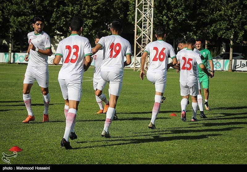 بررسی برنامه های تیم فوتبال امید با حضور تاج ، مجیدی: اردوی تیم امید در بهترین شرایط برگزار شد