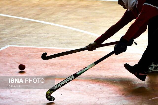 بانوان هاکی ایران قهرمانی آسیا را با پیروزی شروع کردند