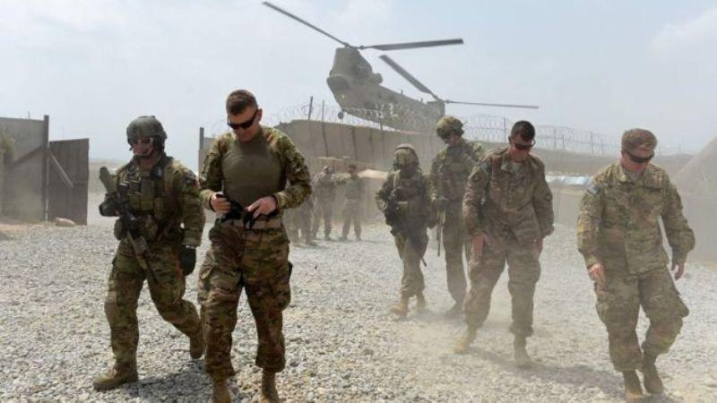 کشته شدن دو سرباز آمریکایی در افغانستان