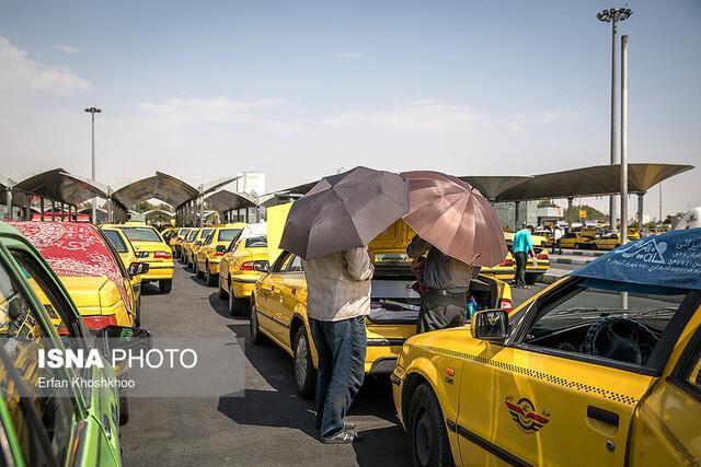افزایش غلظت آلاینده ازن در هوای تهران