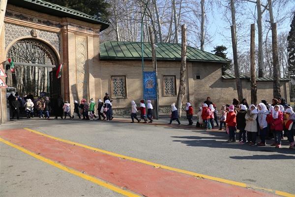65 هزار بازدید از موزه های مجموعه فرهنگی تاریخی سعدآباد بازدید کردند