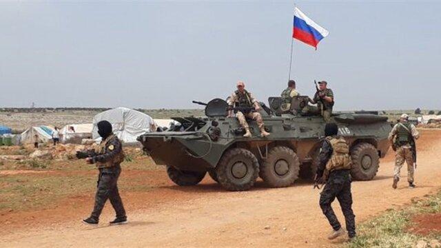 حضور نیروهای روس در نزدیکی مرزهای عراق