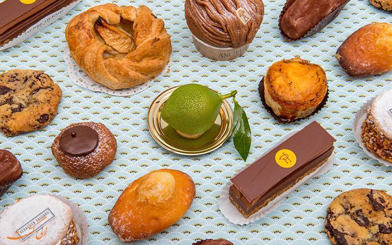 در پاریس کجا شیرینی بخوریم؟