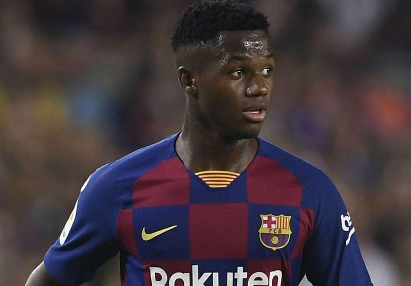 رکوردشکنی بازیکن نوجوان بارسلونا با ارائه رضایت نامه والدین!