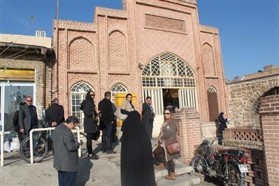 کارگاه عملی عکاسی از آثار تاریخی برای تشکل های مردم نهاد در ارومیه برگزار گردید