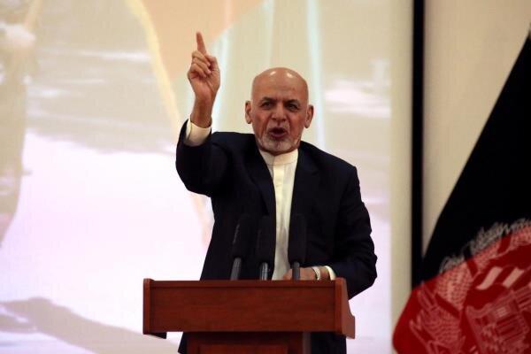 رئیس جمهور افغانستان خواهان برقراری آتش بس شد
