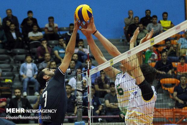 برنامه دور دوم مسابقات والیبال قهرمانی آسیا اعلام شد