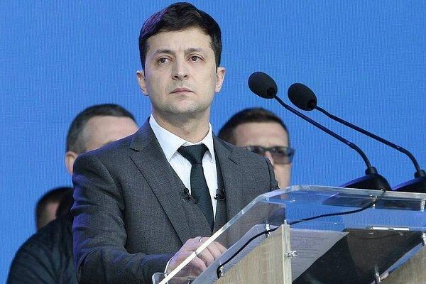 روسیه زلینسکی را به مسکو دعوت می نماید