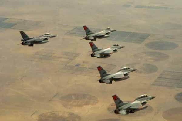 کشته شدن 3 عضو پ ک ک در حملات هوایی ترکیه به شمال عراق