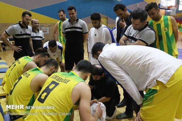 تیم بسکتبال پالایش نفت آبادان راهی تهران شد، برپایی اردوی 5 روزه