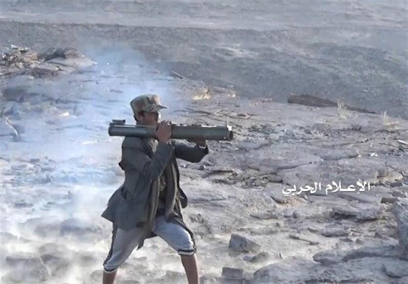 یمن، کشته و زخمی شدن 5 مزدور عربستان در الجوف