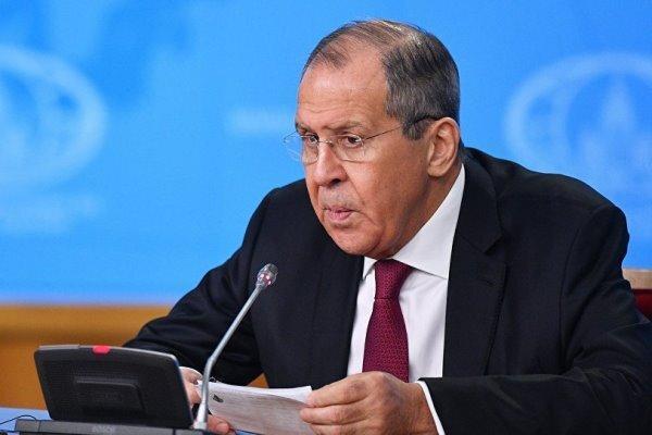 لاوروف: روسیه آماده ازسرگیری گفتگوها با آمریکا است