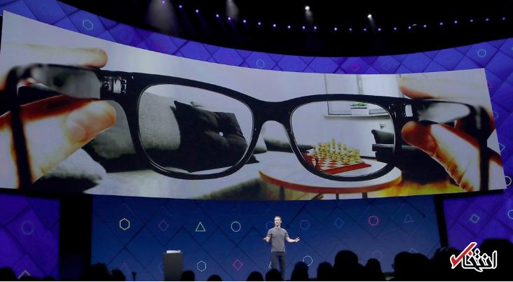 همکاری شرکت های ری بن و فیس بوک برای ساخت عینک هوشمند