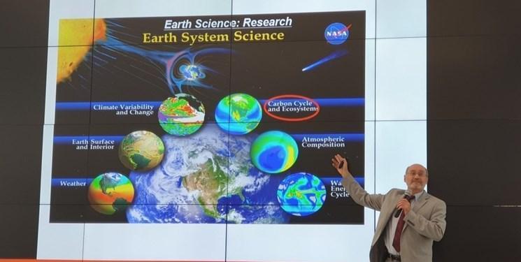 ایجاد مرکز اطلاعاتی ناسا در منطقه آسیای مرکزی