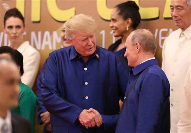ترامپ: پوتین گفت در انتخابات آمریکا دخالت نکرده است