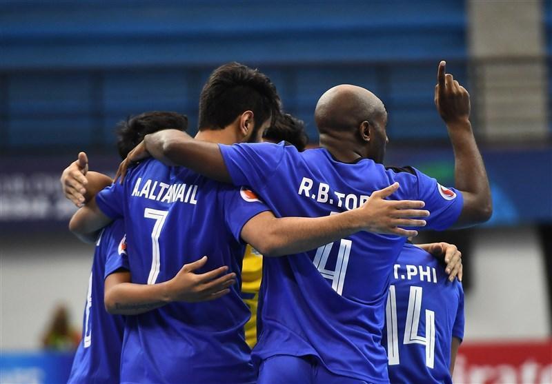 فوتسال قهرمانی باشگاه های آسیا، تای سون نام با غلبه بر یاران جاوید، حریف مس سونگون در فینال شد