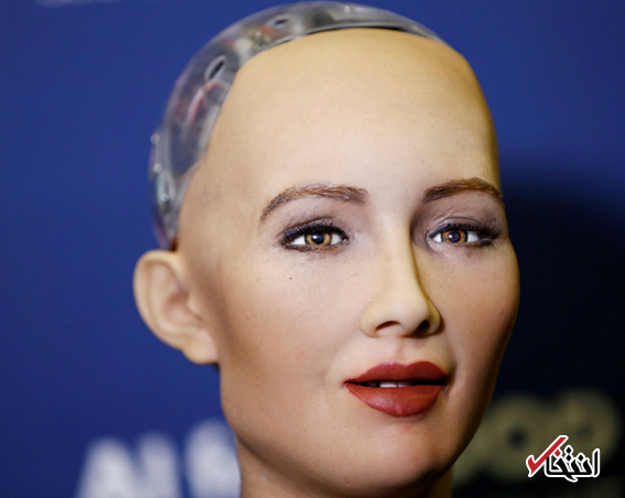 ربات سوفیا درباره تغییرات اقلیمی به انسان ها هشدار داد