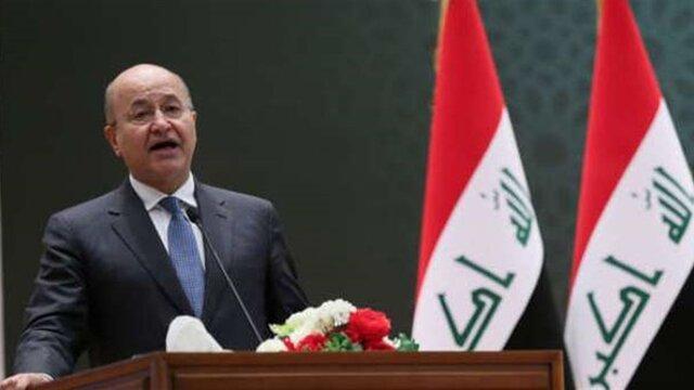 گفت وگوی تلفنی موگرینی و رئیس جمهوری عراق درباره حمله ترکیه به شمال سوریه