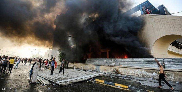 عراق، بازداشت شدگان اعتراضات را آزاد کرد