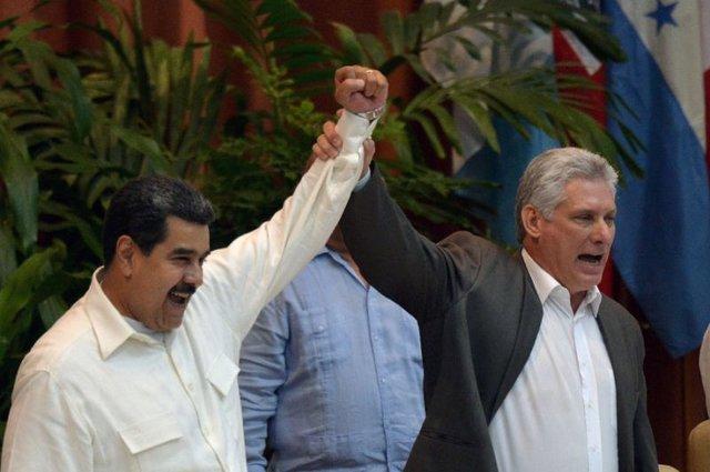 رییس جمهور کوبا: تحریم های تازه آمریکا نشانگر ضعف هستند
