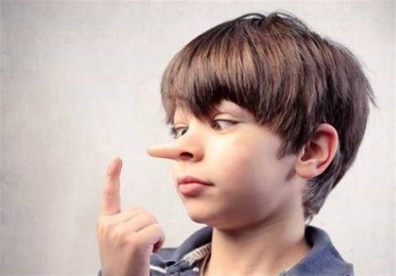 چگونه از دروغ گویی بچه ها جلوگیری کنیم؟