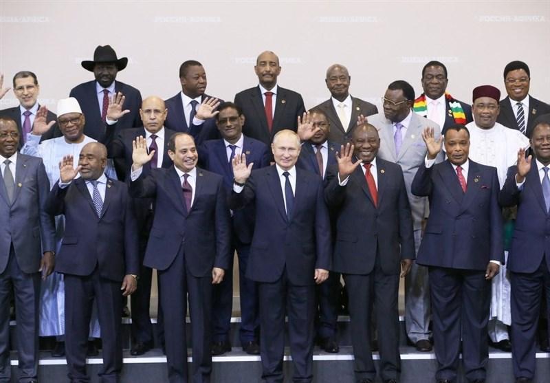 گزارش، بازگشت آفریقا به فهرست اولویت های سیاست خارجی روسیه