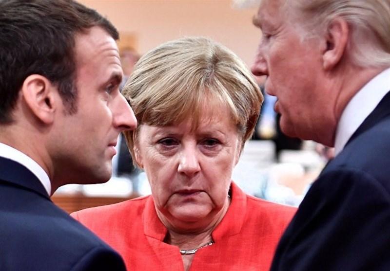 خشم مقامات آلمانی از رفتار نامناسب ترامپ در نشست جی7 ، توهین های رئیس جمهور آمریکا غیرقابل قبول است