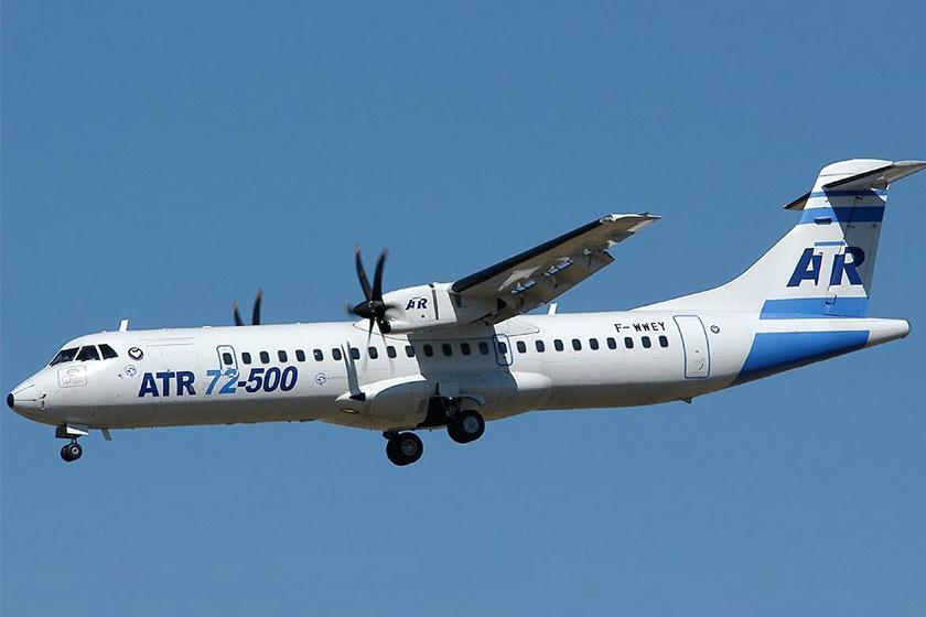 هواپیماهای ایتالیا نیز وارد ایران شدند
