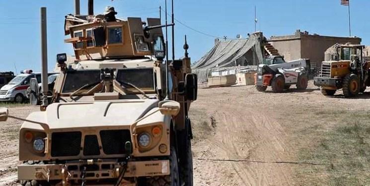 آمریکا در قامشلی سوریه 3 پایگاه کوچک احداث می کند