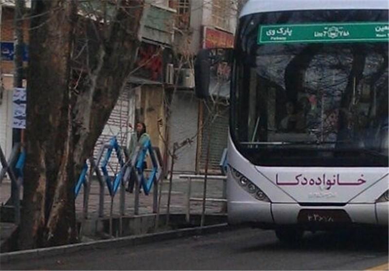 ایتالیا اتوبوس های تهران را تامین می نماید