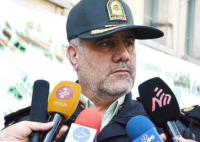 واکنش رئیس پلیس پایتخت به طفره کلانتری ها از ثبت شکایت شهروندان