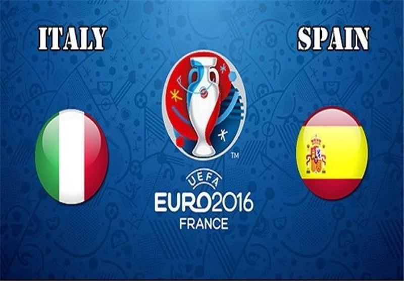ترکیب اصلی تیم های ملی ایتالیا و اسپانیا اعلام شد