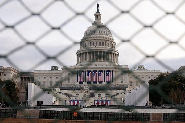 ساختمان کنگره و کاخ سفید تخلیه شد، اعلام شرایط امنیتی و منع تردد