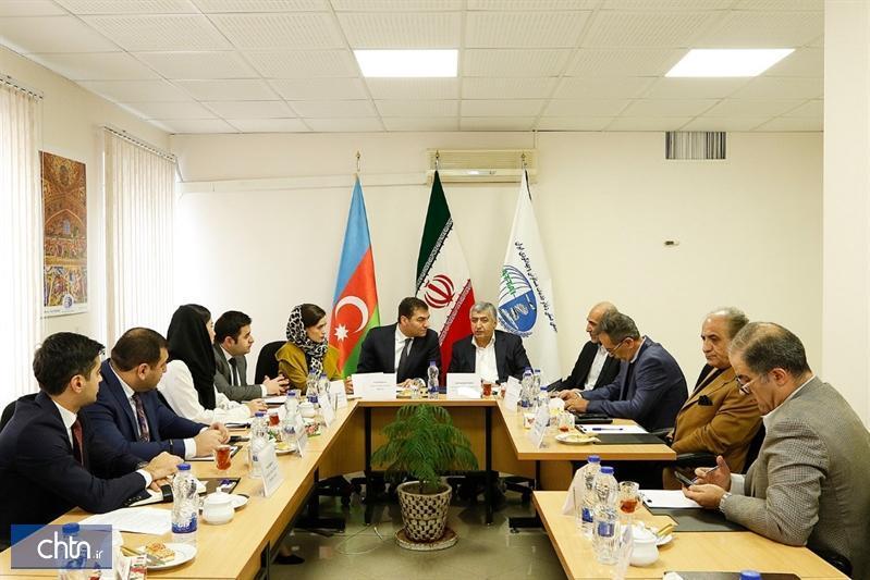 نشست مشترک انجمن دفاتر خدمات گردشگری ایران و هیئت جمهوری آذربایجان برگزار گردید