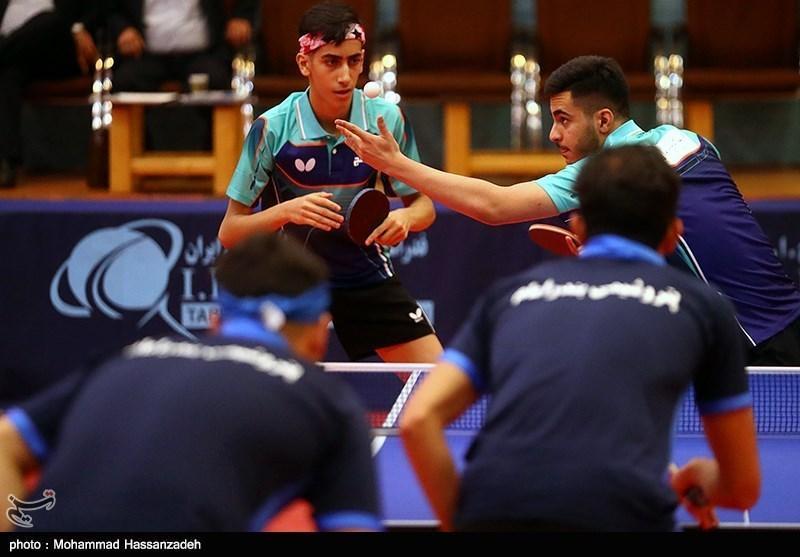 صدرنشینی پتروشیمی بندر امام در نیم فصل لیگ برتر تنیس روی میز