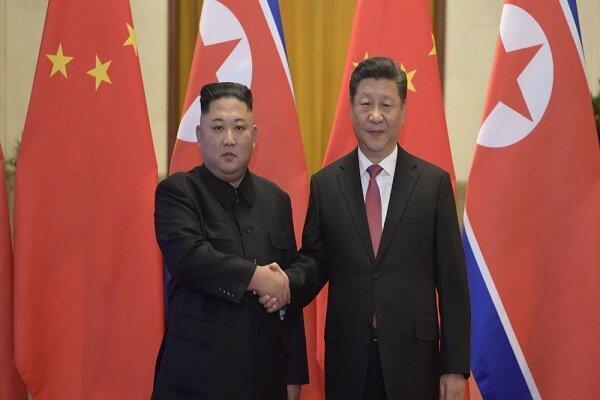 نامه اون به رئیس جمهوری چین درباره ویرس کرونا
